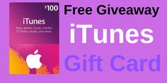 iTunes Gift Cards Freehere is a brand new website which will give you the opportunity to get Gift Cards. By having a Gift Card you will be given the opportunity to purchase games and other apps from online stores. Sell Gift Cards, Itunes Gift Cards, Free Gift Cards, Itunes Charts, Free Gift Card Generator, Code Free, Gift Card Giveaway, Coding, Gifts