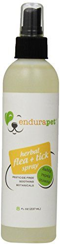 EnduraPet Herbal Flea and Tick Spray for Pets *** Check out the image by visiting the link.