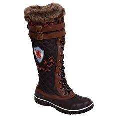 HV Polo Stiefel Febero Winter Stiefel Febero aus dem Hause HV Polo. Weiches und warmes Innenfutter. Zum bequemen An- und Ausziehen bietet der Stiefel einen Reißverschluss, zusätzlich eine Schnürung und Gurtschnallen zur Größenregulierung.