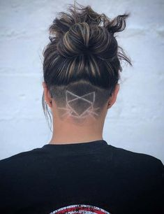 9 Undercut Bob Ideas to Bolden Your Days Black Hair Undercut, Shaved Undercut, Undercut Bob, Haircut For Thick Hair, Undercut Hairstyles Women, Cool Hairstyles, Wedding Hairstyles, Undercut Women, Shaved Hairstyles