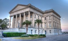 United States Custom House, Charleston SC., by Paul Coffin, via Flickr