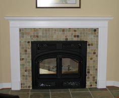 This is my custom mantel from emantel.com - amazing workmanship at an even more amazing price point. Give Nick a call.