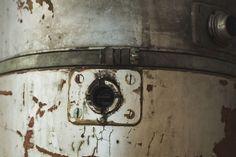 MIG 15 fuel tank