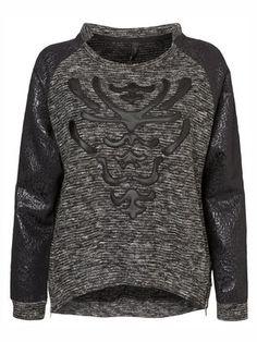 HERA SWEAT  #print #jumper #YAS  @Verónica Sartori MODA