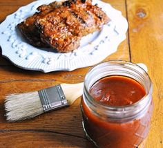 Little B Cooks: Chronicles from a Vermont foodie: BBQ Sauce I