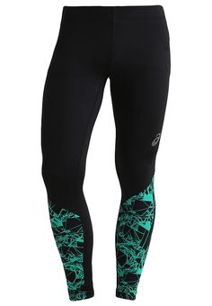 ASICS FUZEX - Tights - optical jungle green for £31.19 (13/06/17) with free delivery at Zalando
