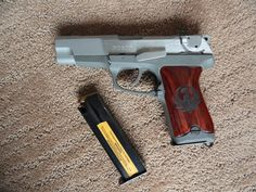 Agree, excellent Field strip a ruger p85 pistol