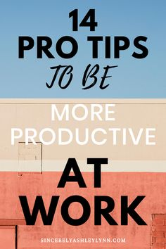 Focus At Work, Home Focus, Productive Things To Do, Going Through The Motions, Increase Productivity, Stay Focused, Professional Development, Going To Work, Time Management