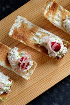 These homemade canapés take less than an hour to make and are miles better than anything found on a shop shelf.
