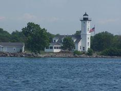 Stoney Point lighthouse [1869 - Henderson, New York, USA]