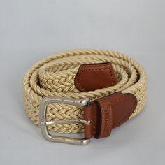 Cinturón Elástico Beige Beige, Accessories, Fashion, Taupe, Moda, Fasion, Trendy Fashion, Beige Colour, La Mode