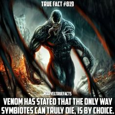 Symbiotes are OP. by devilzsmile.com #devilzsmile