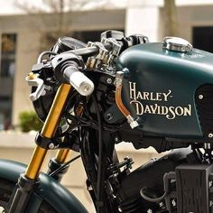 - repined by http://www.motorcyclehouse.com/ #MotorcycleHouse #harleydavidsoncaferacer