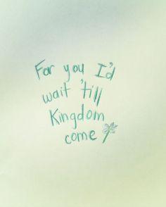 Coldplay - Till Kingdom Come