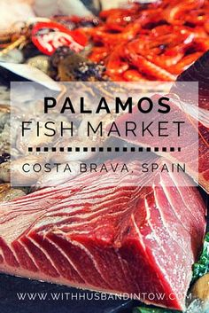 Palamos Fish Market and Fishermen's Auction #Travel #Spain #Europe