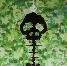 Takashi Murakami, Time Bokan, Green