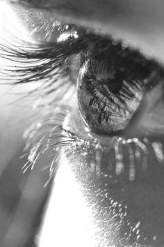 Amazing detail on this eye!
