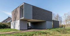 Gallery of DE BAEDTS House / Architektuuburo Dirk Hulpia - 8