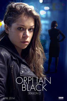 Ugh! I have to wait until APRIL 2014- Orphan Black