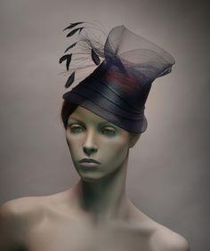 Marianne Bara #millinery #judithm #hats