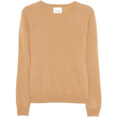 Crumpet Cashmere sweater ($290) ❤ liked on Polyvore