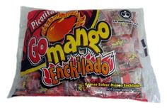 Go mango chili gummi 50 ct
