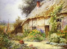 Theresa Sylvester Stannard: The Cottage