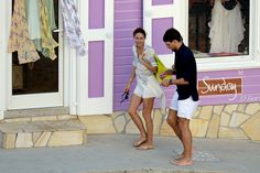 Olivia Palermo Johannes Huebl Photos: Olivia Palermo and Johannes Huebl on Vacation