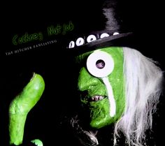 The Hitcher - mighty boosh character by Noel Fielding