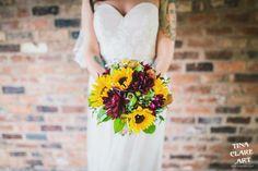 Autumn bouquet // wedding inspiration