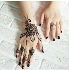 "6,711 Likes, 17 Comments - We Are Here To Inspire You (@hennalookbookin) on Instagram: ""Henna @hennamafia"""