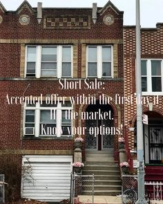 Short Sale Quick Fact: If you are behind on your mortgage, in pre-foreclosure, or in Foreclosure You DO have options aside from giving up the home to the bank.  A past client of mine was dealing with a very interesting scenario on a home he bought years ago. Long story short, the Home was in Foreclosure and he was getting ready to let it go. Unaware of the short sale option, he trusted me in listing the Home and we got an accepted offer on the day it was listed! Weeks before auction was…