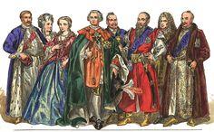 Polish magnates 1697-1795