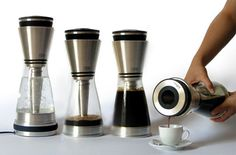 Coffee making magic | Yanko Design
