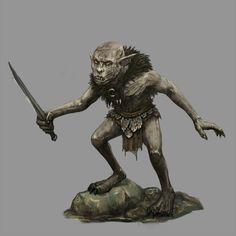 Goblin Tracker by Seraph777 on DeviantArt