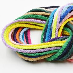 Cheap cuerda decoracion, Buy Quality decorative rope directly from China thick decorative rope Suppliers: 5 Meters Length 5mm Colored Cotton Cords Braided Rope Diy Black White Thick Decorative Rope Twine Corda Touw Cuerda Decoracion