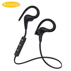 (Honsigogo Bluetooth Earphone Wireless Stereo Sports Studio Music Sweat Proof Ear-hook Earphones for samsung iphone Huawei) Can be viewed at http://best-headphones-review.com/product/honsigogo-bluetooth-earphone-wireless-stereo-sports-studio-music-sweat-proof-ear-hook-earphones-for-samsung-iphone-huawei/     Features:    This headset provides you a feeling of quiet and comfortable listening experience.    Specially designed with in-ear style, giving you ultimate comf