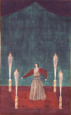 'Room with Fireworks' by Toshio Arimoto, 1979 Modern Art, Contemporary Art, Night Gallery, Japanese Modern, Japan Art, Paint Splatter, Fireworks, Painting & Drawing, Surrealism