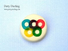 Olympic Party Roundup! 20 Sweet Treats for an Olympic Party