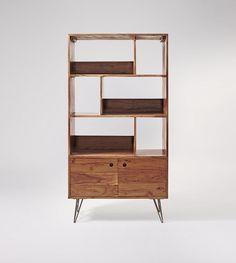Axel, Bookshelf, Acacia