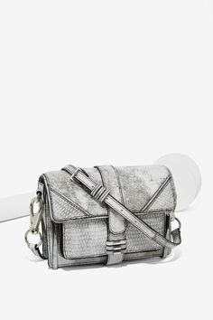 She and Lo Silver Lining Crossbody Bag