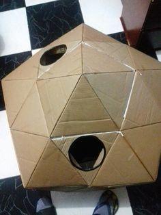 Iglu de carton / Otra parte