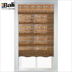 Blinds.com Gallery - Decorative trims are available in either valance trim or hem trim.  Valance him is at the top of your shade and is applied on   the valance.  Hem trim is at the bottom of the shade (Seascape Hem trim shown above).