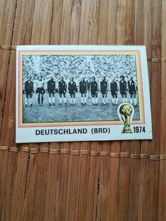 GERMANY DEUTSCHLAND 1974 #32 Beckenbauer Argentina 78 Panini World Cup 1978 Yugo   eBay