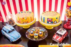 Tema: Meios de Transportes do Joaquim e Bento  #DonaAranha #KidsParty #FestasInfantis #Ideias #Detalhes #Details #Decoracao #DecoracaodeFestas #InstaParty #PartyIdeas #FicaaDica #News #Novidades#NovosProjetos #Party