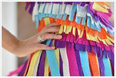 piñata halloween costume step by step diy
