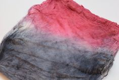 Nuno Felting, Needle Felting, Mulberry Silk, Fiber Art, Spinning, Squares, Charcoal, Collections, Knitting
