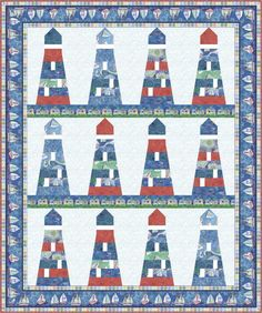 High Res_Design 1d_redo_60 x 72 Wendy Shepard ' s (Ivory Spring) free lighthouse pattern