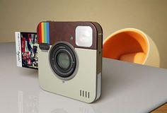 Instagram-kameran