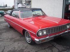 1964 Chevrolet Chevelle Malibu Convertible
